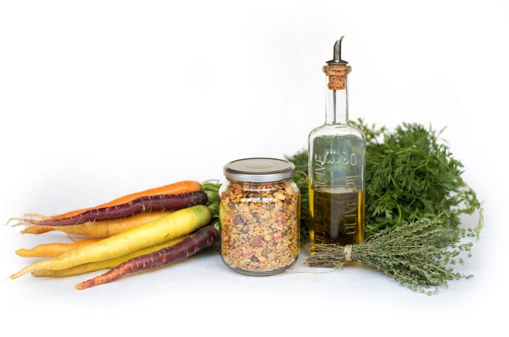 Granola Mange tes graines et légumes de saison