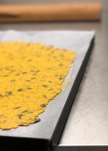 Tuto crackers de graines